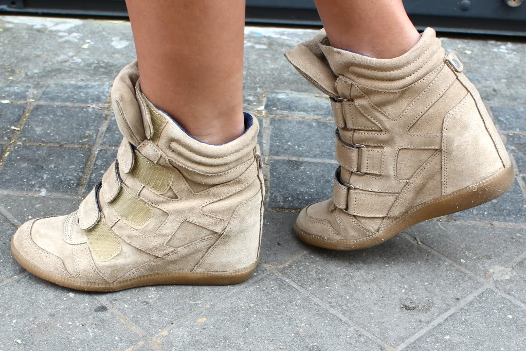 ¡Zapatillas Sneakers de Isabel Marant!